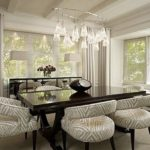 Drapes with Grommets -- Karen Skaden Design, Ben Woolsey Photographer
