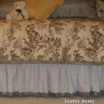 Double Gathered Bedskirt