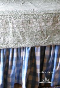 Gathered Bedskirt
