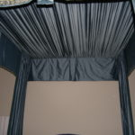 Shirred Canopy