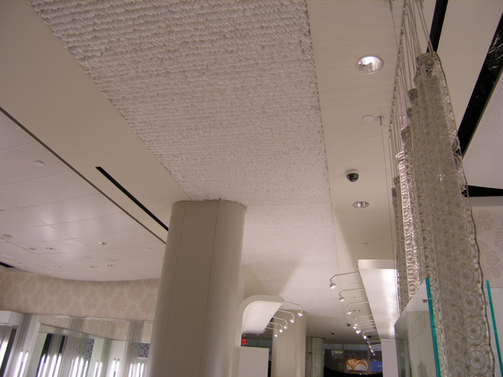 Gene Juarez - Fabric Ceiling Accents