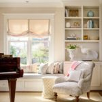 Soft Roman Shade -- Massucco Warner Miller Design, Aaron Leitz, Photographer